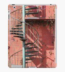 Fire Escape 3 iPad Case/Skin