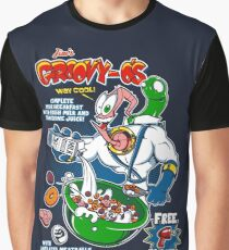 Groovy-Os Cereal v2 Graphic T-Shirt