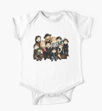 Family One Piece - Short Sleeve