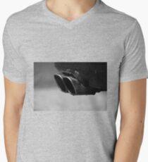 exhaust Men's V-Neck T-Shirt