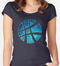 Dr. Strange, magical symbol, sorcery, sign, comic, galaxy style Women's Fitted Scoop T-Shirt