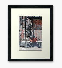 Sculptural Architecture 3 Framed Print