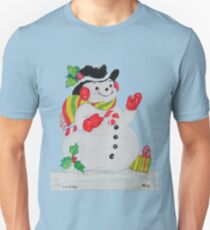 Let it SNOW man Unisex T-Shirt