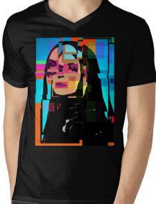 Thats not Pop Art THIS is Pop Art!  Mens V-Neck T-Shirt