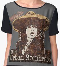 The Urban Sombrero Chiffon Top