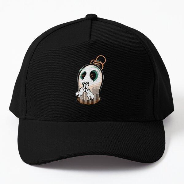 Mr. Ghost Baseball Cap
