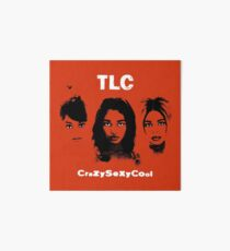 TLC CrazySexyCool Art Board