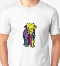 color African elephant Unisex T-Shirt