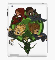 Arrow S3 Promo Poster Variant - Version 2 iPad Case/Skin