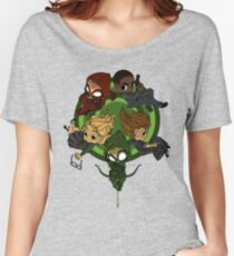Arrow S3 Promo Poster Variant - Version 2 Women's Relaxed Fit T-Shirt