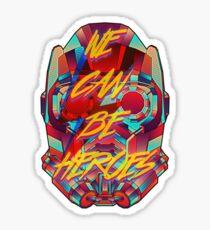 Ziggy Starlord Sticker