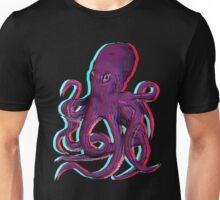 3D Octopus Unisex T-Shirt