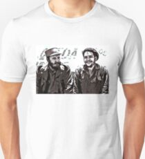 Fidel Castro and Che Guevara T-Shirt