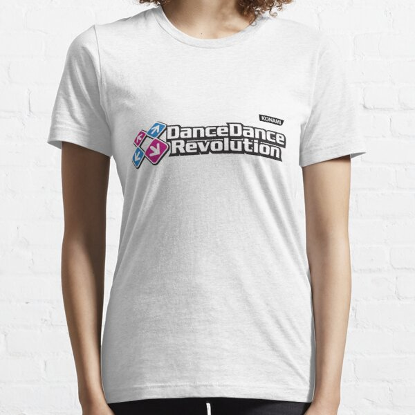 Dance Dance Revolution by Konami Essential T-Shirt