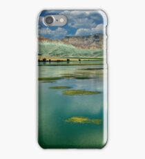 Couleurs turques iPhone Case/Skin
