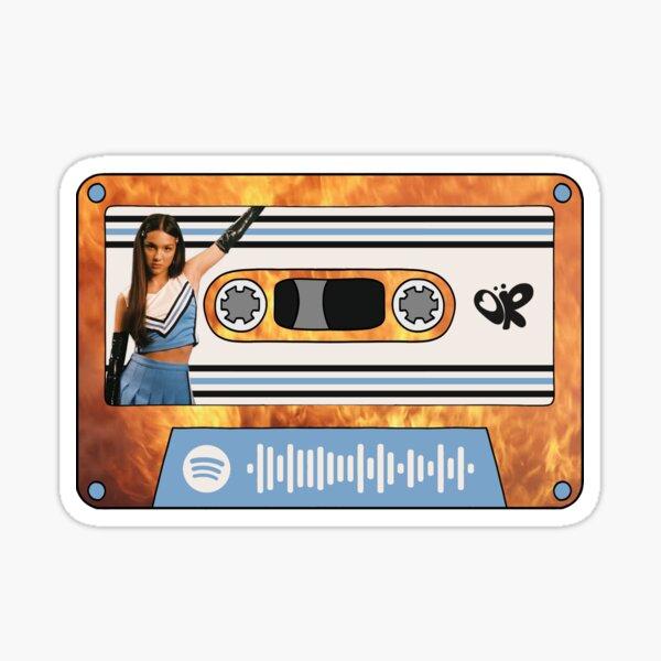 Good 4 U Cassette Sticker