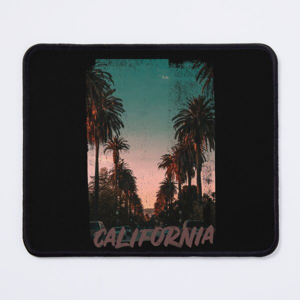 California streets Mouse Pad