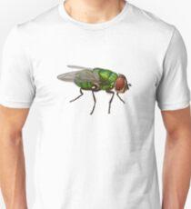 Chrysomya megacephala blowfly Unisex T-Shirt