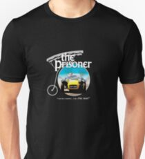 the prisoner  (i'm not a number i am a free man) Unisex T-Shirt