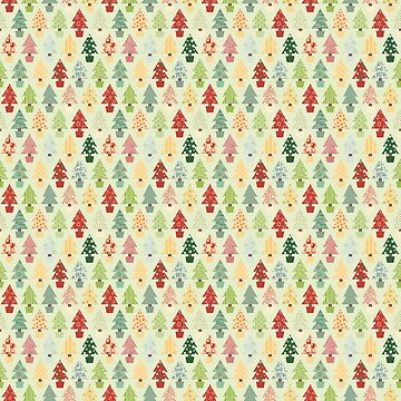 Christmas Tree (Tiled) by adamtwd88