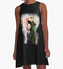 Regina and Zelena OUAT A-Line Dress