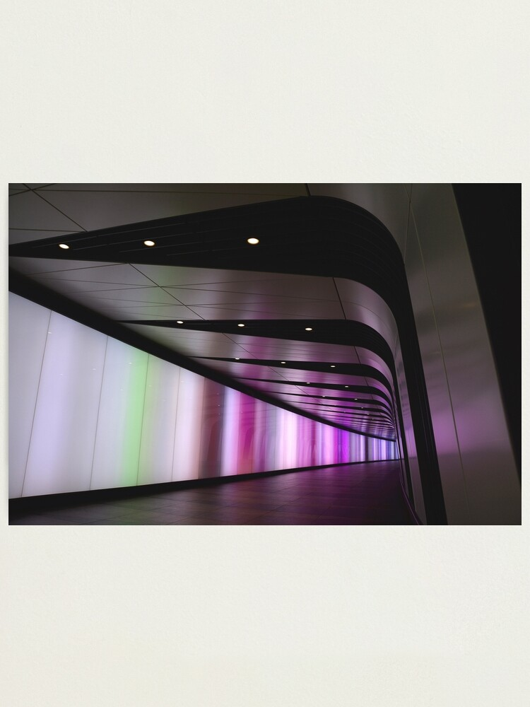 Alternate view of Kings Cross Train Station, London Photographic Print