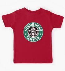 Starbucks (Logo) Kids Tee