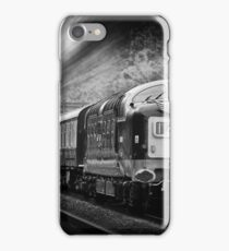 Deltic Engine IZ55 iPhone Case/Skin