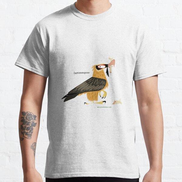 Lammergeier Caricature Classic T-Shirt