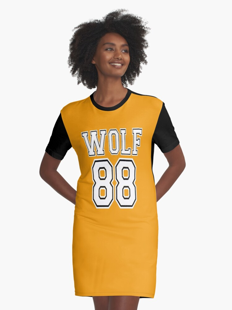 ♥♫I Love KPop-Awesome EXO WOLF 88♪♥ Graphic T-Shirt Dress Front