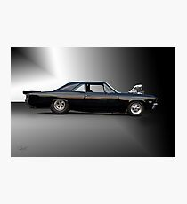 1967 Chevelle 'Pro Street' Photographic Print