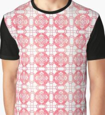 rond rose Graphic T-Shirt