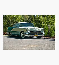 1956 Oldsmobile Rocket 88 Photographic Print