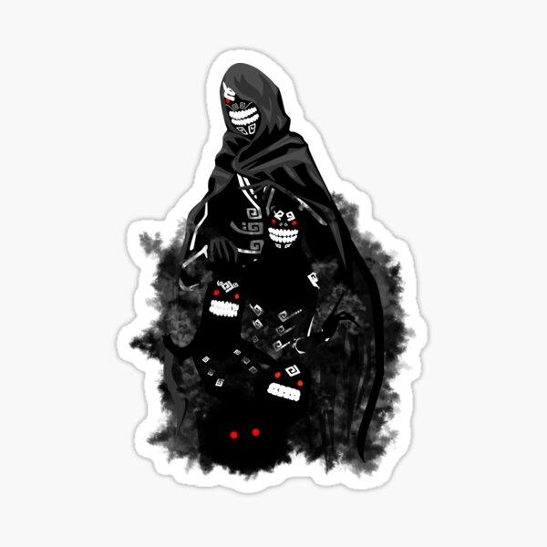 Black Spirit, votre meilleur compagnon Sticker