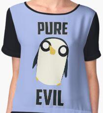 Evil is cute Chiffon Top