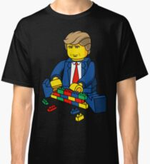 Trump Build A Wall Classic T-Shirt