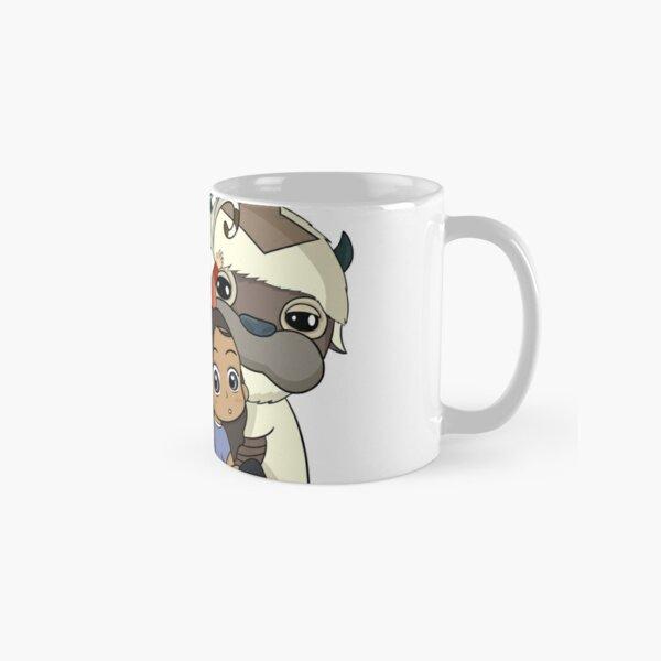 Chibi Avatar Gaang  Classic Mug