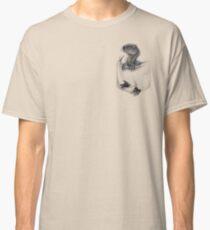 Pocket Protector - Blue Classic T-Shirt
