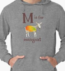 M is for Mangoat Lightweight Hoodie