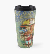 The Shoe Store -The Qalam Series Travel Mug