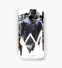 Watch dogs 2  Samsung Galaxy Case/Skin