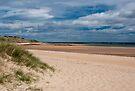 Dunstanburgh Beach by Cliff Williams