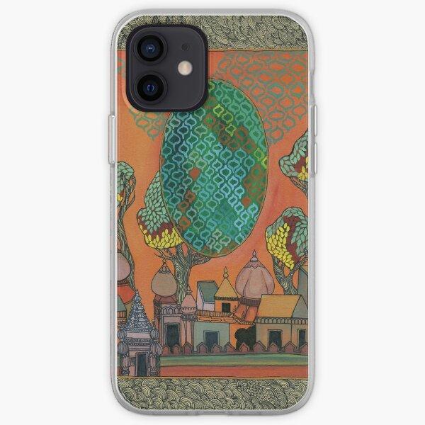 Mughal Skyline - The Qalam Series iPhone Soft Case
