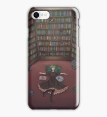 Lost in Words iPhone Case/Skin