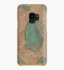 Yellow Pattern - The Qalam Series Case/Skin for Samsung Galaxy
