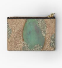 Yellow Pattern - The Qalam Series Studio Pouch