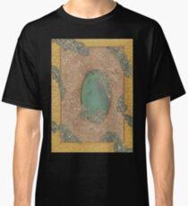 Yellow Pattern - The Qalam Series Classic T-Shirt
