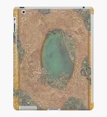 Yellow Pattern - The Qalam Series iPad Case/Skin