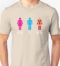 Ironmens Room T-Shirt