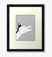 Neverending  Framed Print
